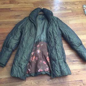 Via Spiga lightweight down coat